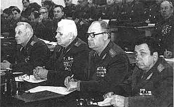 Ракеты вооружения армии 1976 78 гг