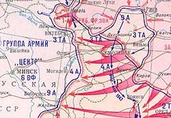 31 октября 1943 года после получения пополнения и 2-х месячной учебы