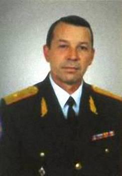 подполковник рыбаков